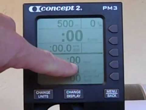 Coach Robb: Rowing: Muscular Endurance 2K Rowing Session