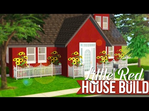 Sims 2 | House Build - Little Red