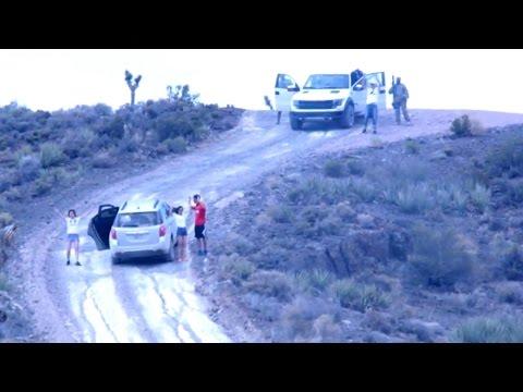 HOLY CRAP!! CAUGHT TRESPASSING AREA 51!!! GUNS DRAWN!! SHOCKING VIDEO 2016