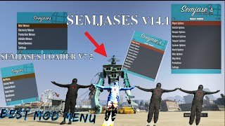 GTA 5 1 27] Semjases v14 1 NEWEST UPDATE (Anti Ban, Remote