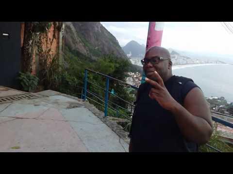 Foreign Invasion In Vidiga Favela In Rio de janeiro, Brazil