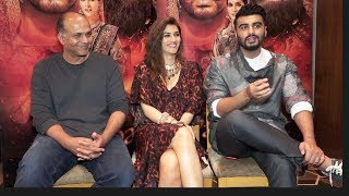 EXCLUSIVE TALK With Arjun,Kriti & Ashutosh Gowarikar At Promotion of Panipat