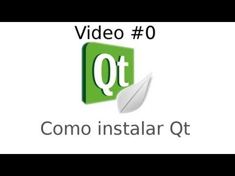 Qt C++ [ Tutorial 000 || Instalando Qt ]