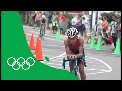 Bermuda Youth Olympic Team Profiles - Tyler Smith