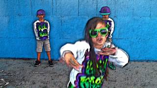 Baby Kaely Cypher Bet Hip Hop Awards 2013 Amazing 8 Year Old Kid Rapp