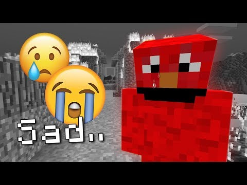 This is the saddest moment in the Minecraft Evil Elmo series.. (VERY SAD)