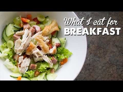 What I Eat for Breakfast (AIP) | A Thousand Words