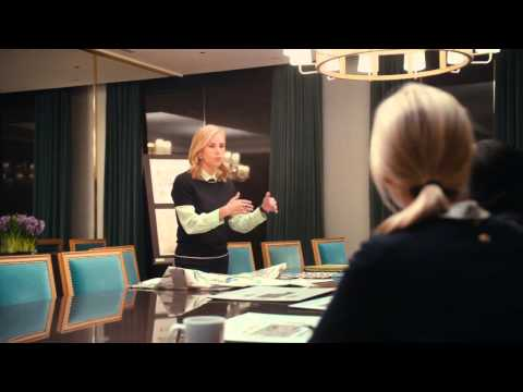 Tory Burch Makes Time for The Wall Street Journal