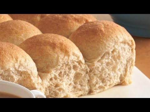SOFT WHOLE WHEAT DINNER ROLLS | How to Make Recipes | Easy Way To Learn Recipe