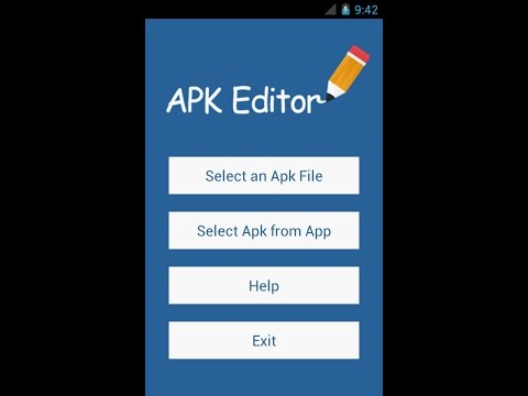 HACK: How to modify any APK file (WITHOUT ROOT)