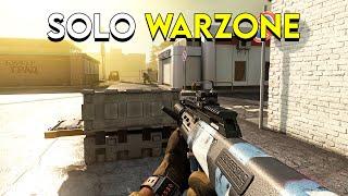 The Solo Warzone Win!