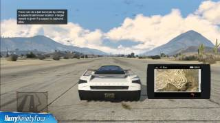 Grand Theft Auto V - Wanted: Alive or Alive Trophy / Achievement Guide