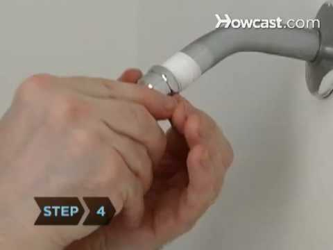 How to Install a Shower Head