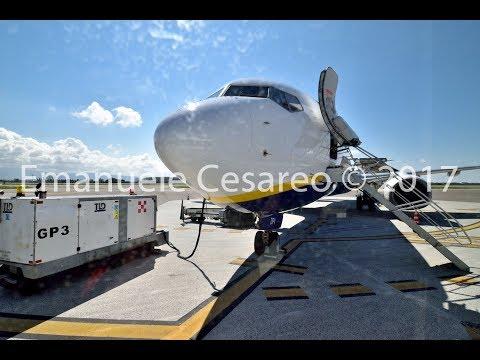 Trip report | Ryanair B737-800 | Milan/Bergamo (BGY) to Lamezia (SUF) | Standard economy