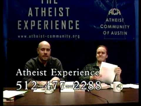 Constitution Restoration Act   Atheist Experience 331