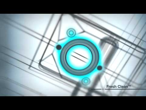 Electrolux Self-Cleaning Oven and Kitchen Range with  Fresh Clean™ Technology