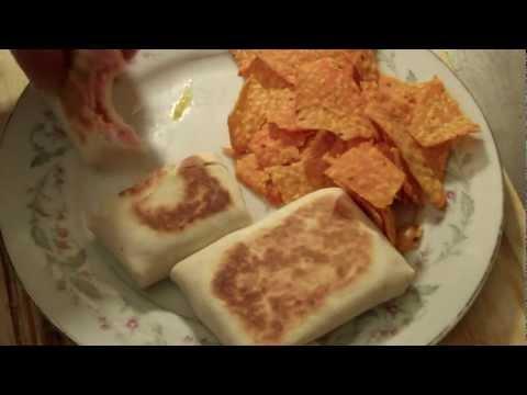 Ham and Cheese Hot Pocket