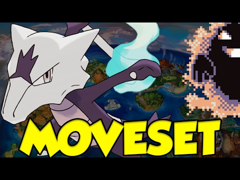 How To Use ALOLAN MAROWAK! Pokemon Sun and Moon Marowak Moveset & Marowak Guide