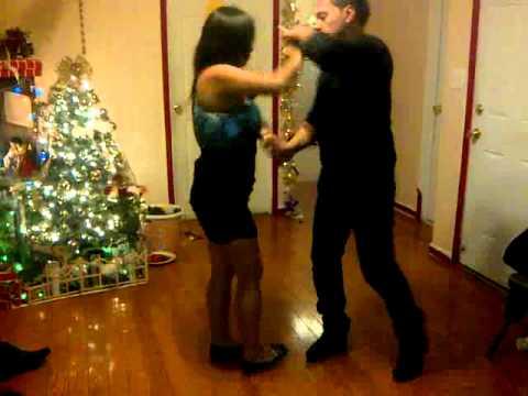Dancing Cumbia Sonidera