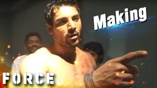 Force | John Abraham Shirtless Fight Scene | Making