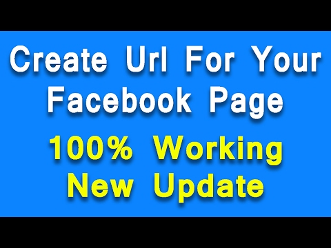 How To Create Custom Url For Your Facebook Page 2017 Do You Know