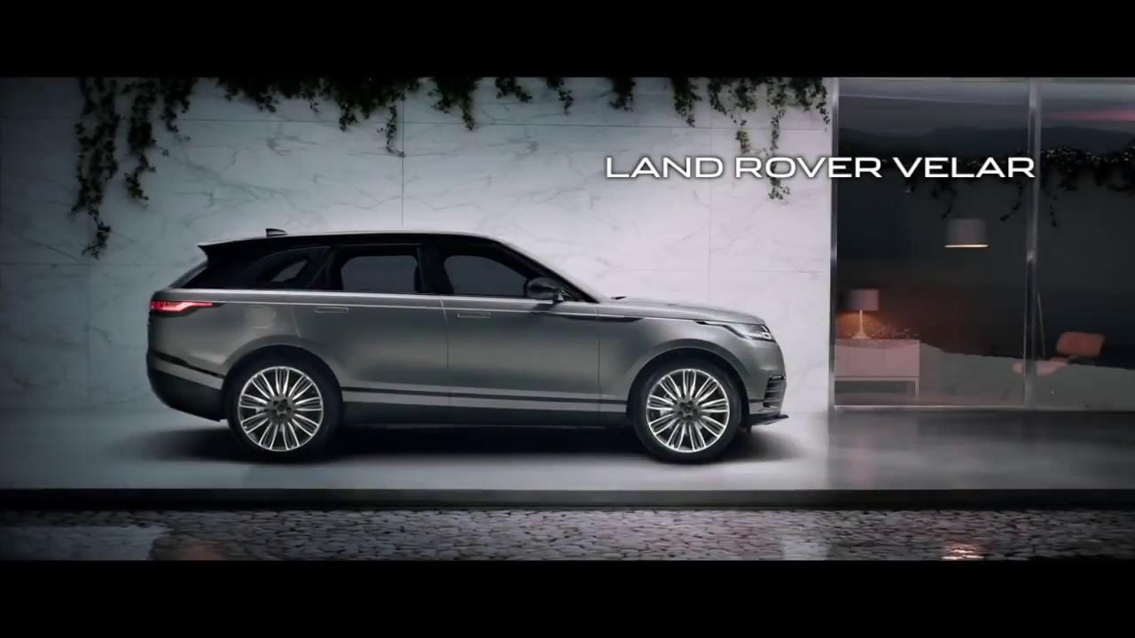 Range Rover Velar - Land Rover Frisco
