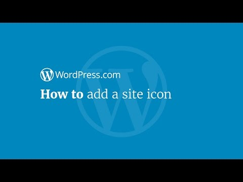 WordPress Tutorial: How to Add a Site Icon