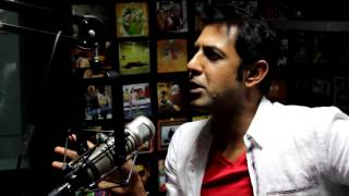 GIPPY GREWAL TALKING ABOUT BADSHAH @104.8 OYE FM BY RAAJ JONES