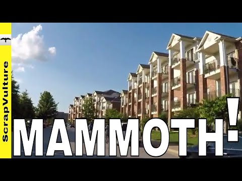 The MAMMOTH Apartment Complex!! & The Great YouTube CONUNDRUM
