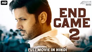 END GAME 2 - Full Movie Hindi Dubbed | Superhit Hindi Dubbed Full Action Romantic Movie |South Movie