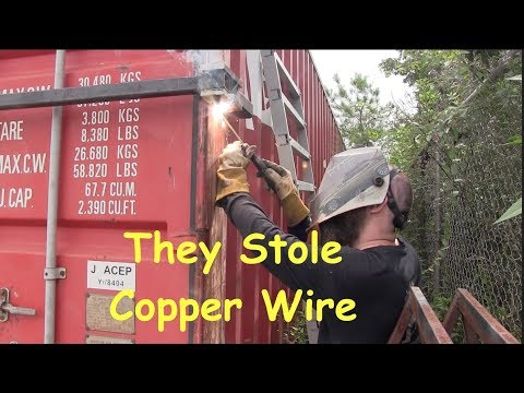 Anti Theft Bars, Portable Welding, & PlasmaCam Washers