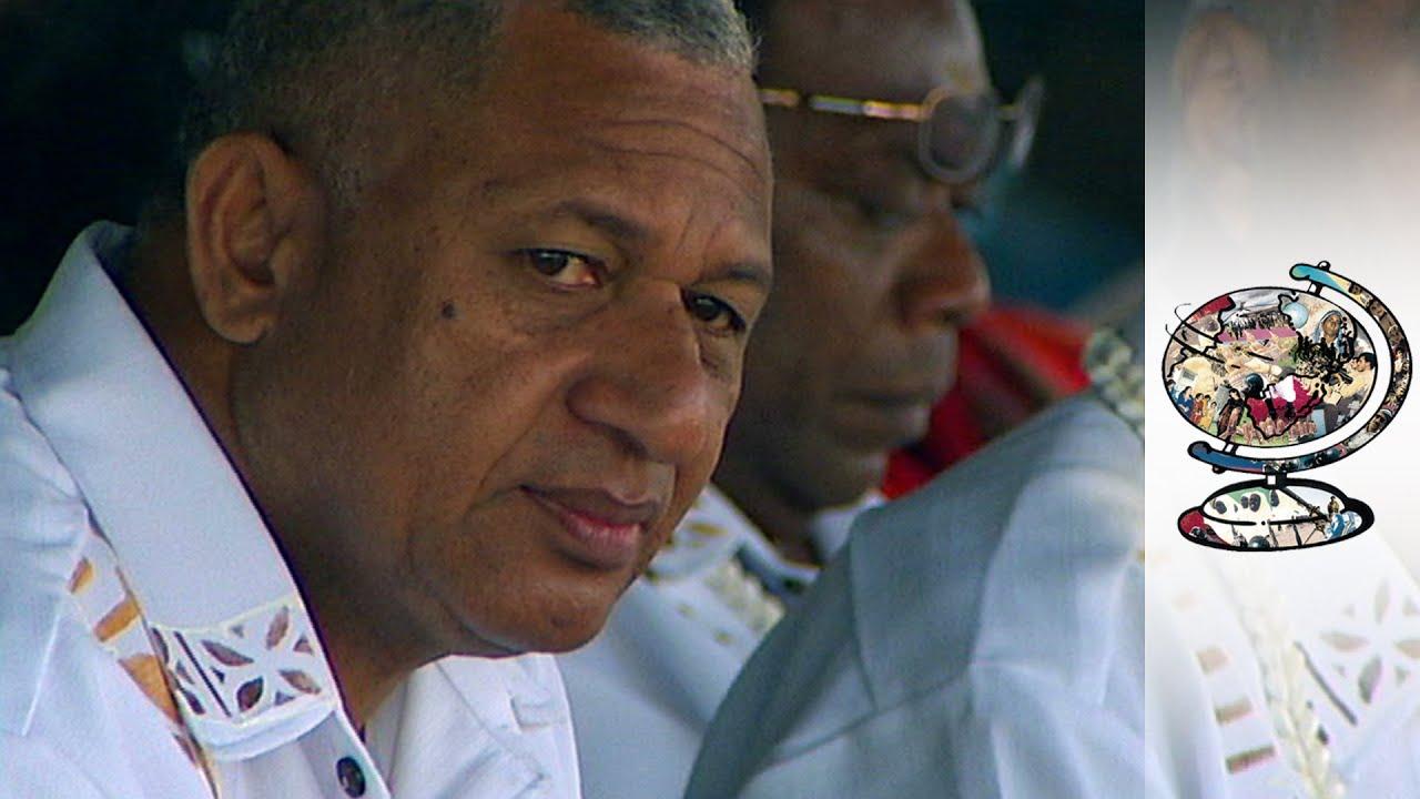 Fiji's Prime Minister Bainimarama Remains Dependent on Military Oppression (2010)