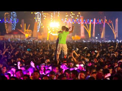 FM Derana Attack Show - Polonnaruwa (Sunflower vs Purple