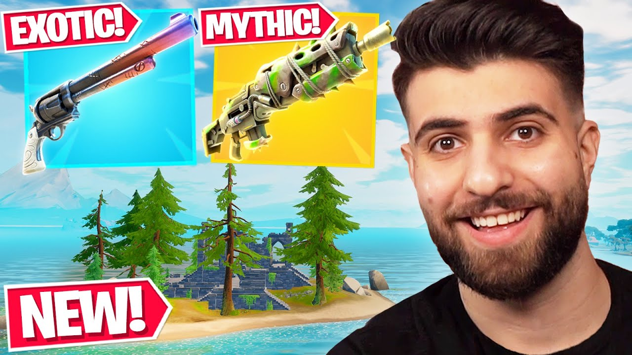 Everything Epic Didn't Tell You in The HUGE New Update! (New Six Shooter, New Mythic + MORE!)