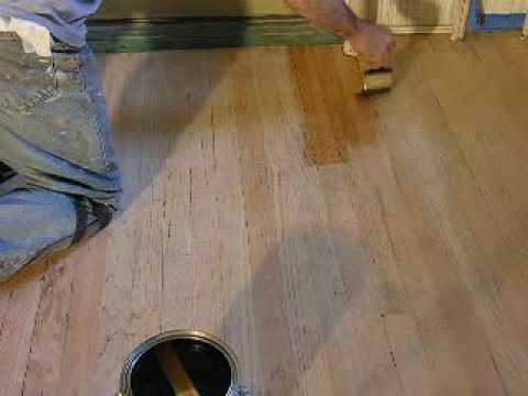 How to Sand and Save a Wood Floor