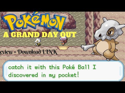 Pokemon A Grand Day Out Rom Hack // REVIEW + DOWNLOAD LINK