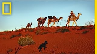 Alone Across the Outback   Nat Geo Live
