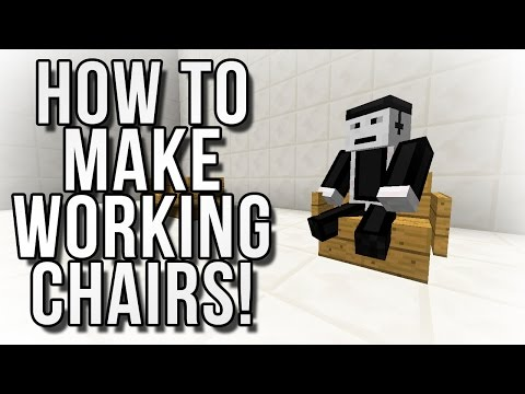 Functional Chairs • Survival & Creative (creation)