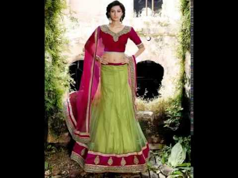 Designer Women Lehenga Choli  - Online Shopping India