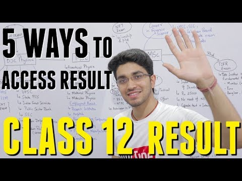 CBSE Class 12 Result | Tell me your Score | 5 ways to access result