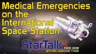Mike Massimino on Medical Emergencies on the ISS