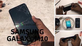 Samsung Galaxy M10 - 4K Video & Display Test | Music Jinni