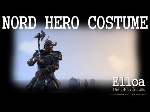 ESO - Nord Hero Costume  (Limited Edition)
