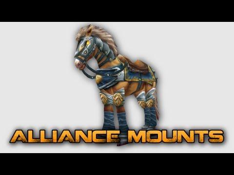 NivTut - Getting Your Mount: Alliance + Razer Naga Giveaway Winner