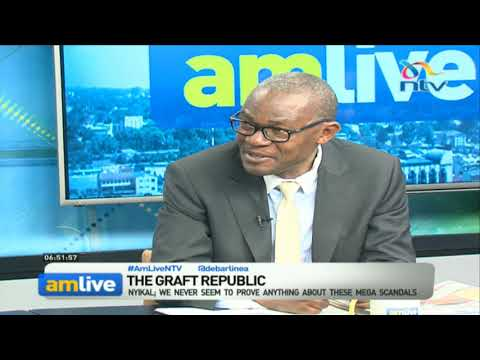 MP Eseli Simiyu traces the root cause of rampant corruption in Kenya