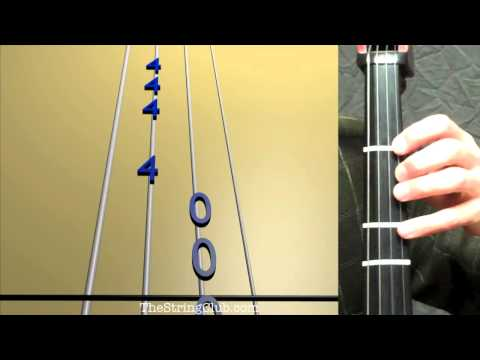 Learn What Child is This on Cello - How to Play Tutorial