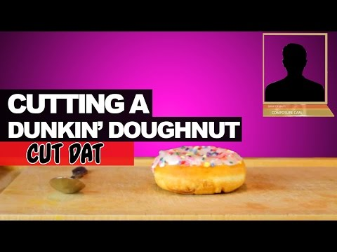 Cutting Dunkin' Doughnuts
