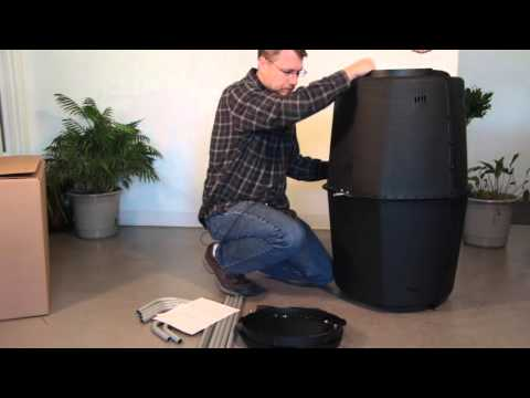 Quick Tips on how to Assemble your Spin Bin Tumbling Composter