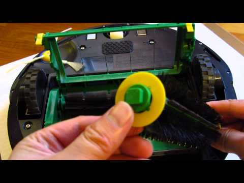 iRobot Roomba - How to Clean and Maintain Roomba