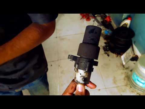 How to change Yamaha ignition key -bullet singh boisar